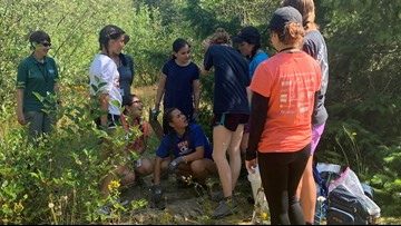 'It really opens your eyes:' GeoGirls camp inspires tomorrow's scientists