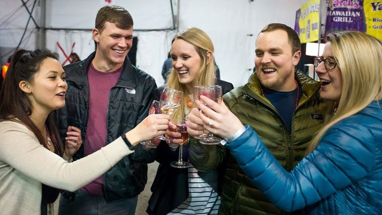 Newport Seafood & Wine Festival