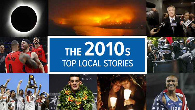 The 2010s: Top 5 Oregon local news stories of the past decade