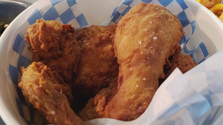 Fried chicken and more at Top Chef alum's new Portland restaurant