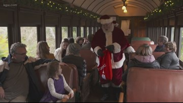 Grant's Getaways: The Candy Cane Express