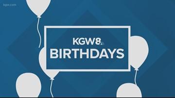 KGW viewer birthdays May 20