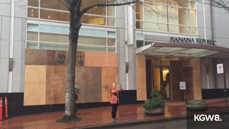 New poll quantifies damage 2020 did to downtown Portland's image, among Metro-area residents