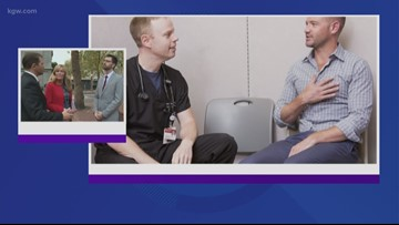 Men's Health November check-up