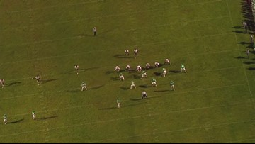 Sky 8 highlights: Clackamas unstoppable in 55-35 win over Reynolds