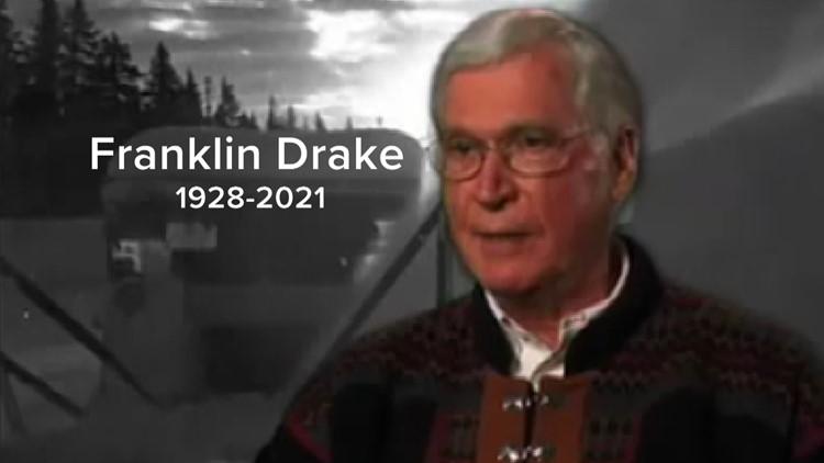 Portland construction mogul Franklin Drake dies at 93