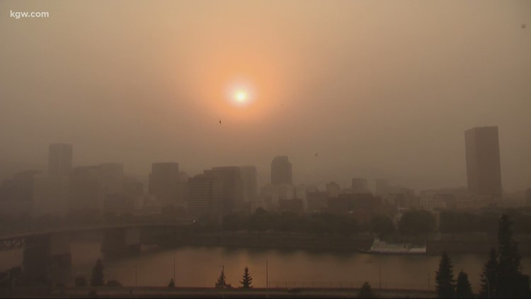 Portland Thorns home match rescheduled due to air quality concerns