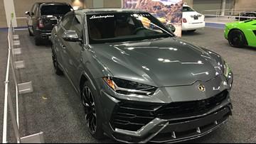 Portland Car Show >> Portland International Auto Show Underway Kgw Com