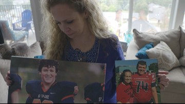 Salem parents offer advice after their teenagers died by suicide
