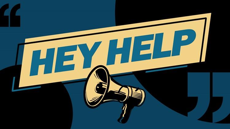 The Story's #HeyHelp microdonation drives