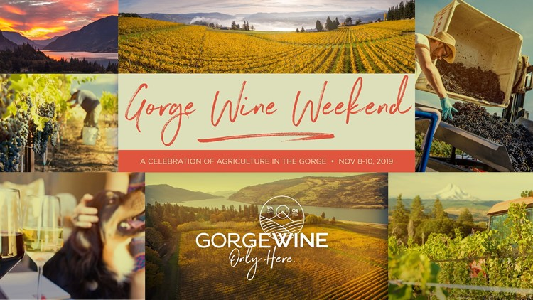 Gorge Wine Weekend