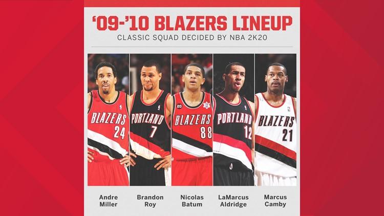 2009-10 Portland Trail Blazers