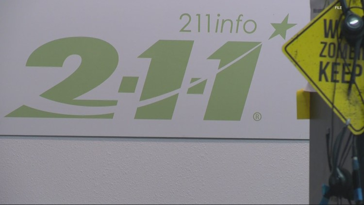 211 help line makes changes to prepare for heat wave