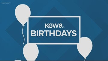 KGW viewer birthdays Oct. 26