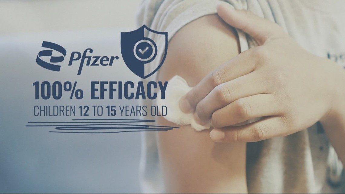 Pfizer, doctors push for children to get COVID vaccine