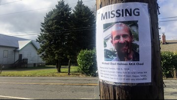 'We have to find answers': Camas family ramps up search for missing father
