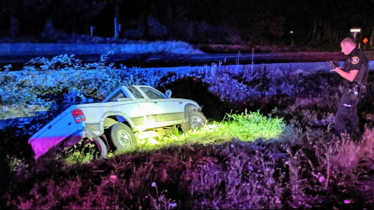 Crash Highway 99 Sherwood Oregon