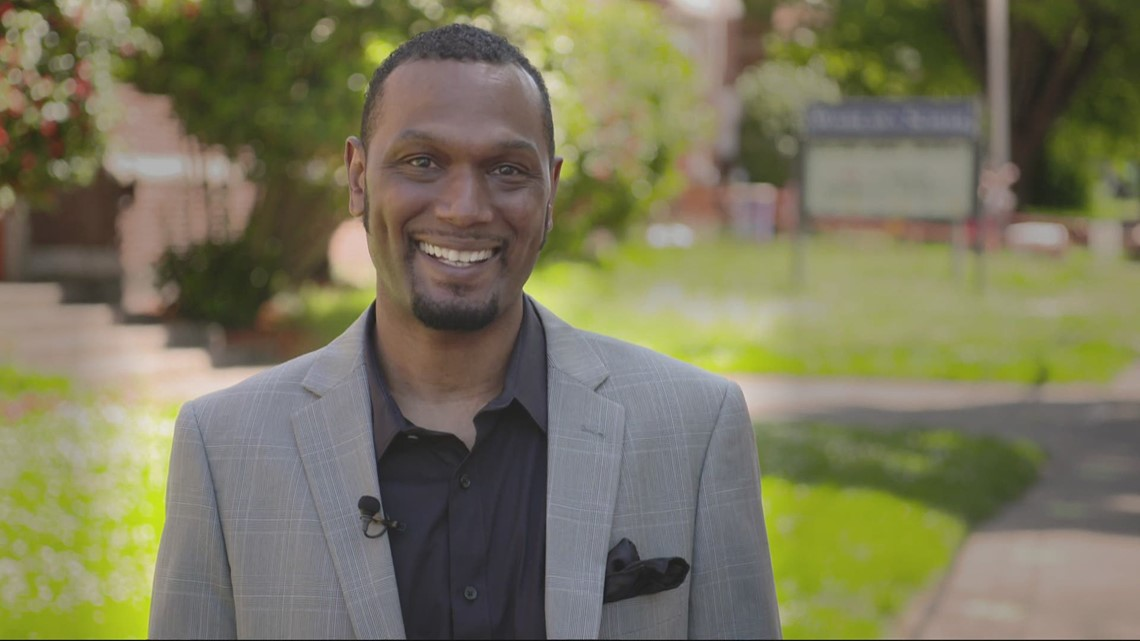 'Inside Woodlawn' teacher becomes educator of the year