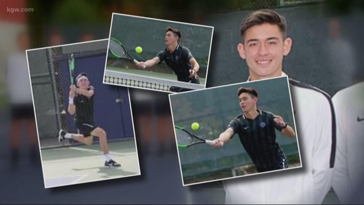 Portland Pilots tennis player overcomes brain tumor