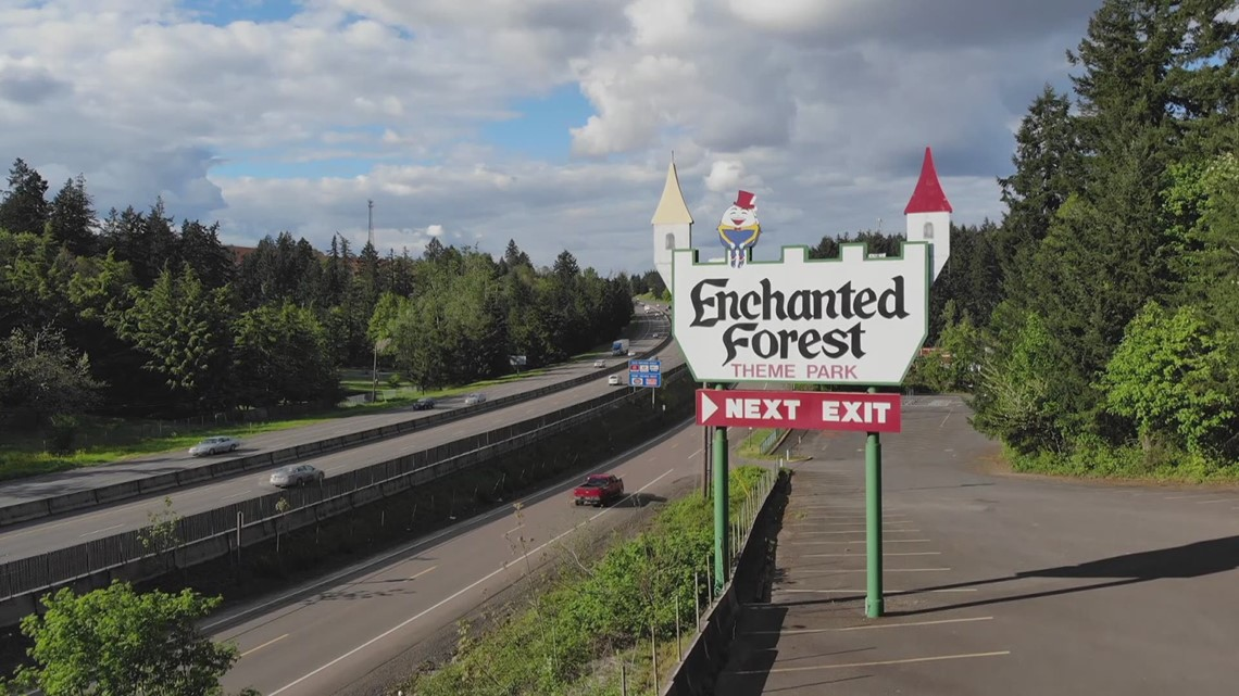 Enchanted Forest reopens full-time after devastating year
