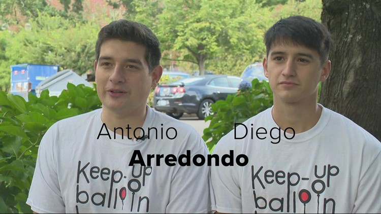Oregon brothers prepare to compete in Balloon World Cup in Barcelona