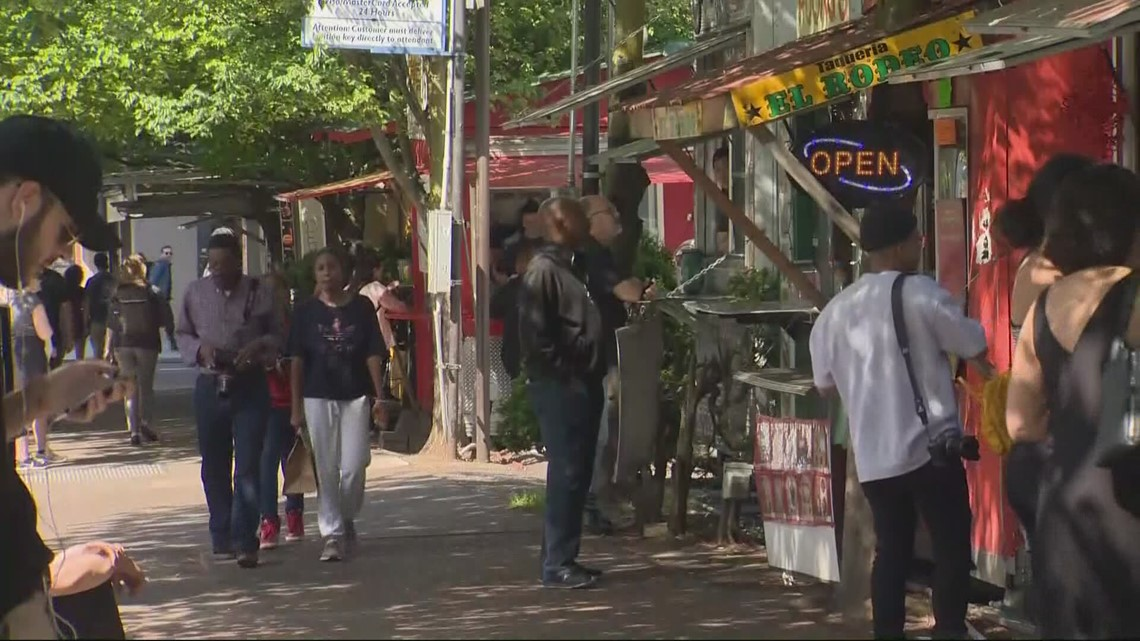 Food cart pod set to open two years after move