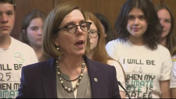 Gov. Brown: GOP walkout is 'dangerous' and 'cannot be rewarded'