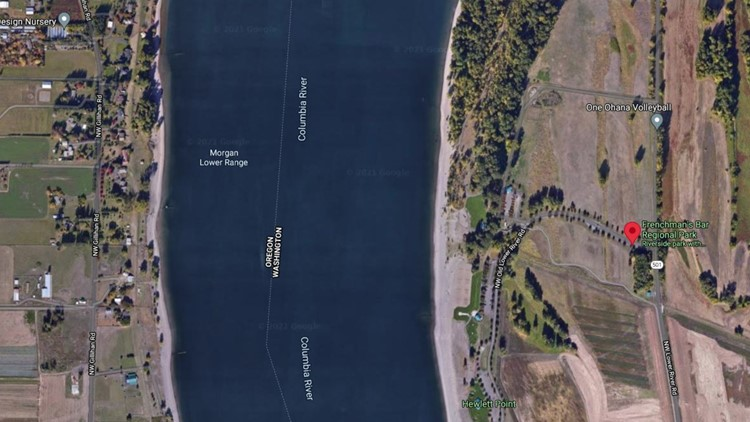 Search crews respond to possible drowning in Columbia River