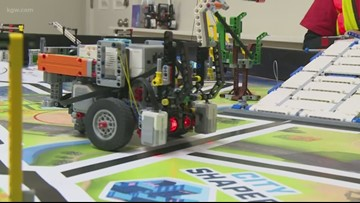 'Incredibots' project focuses on saving lives