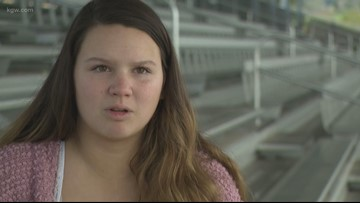 Newberg student's senior project brings awareness to suicide prevention