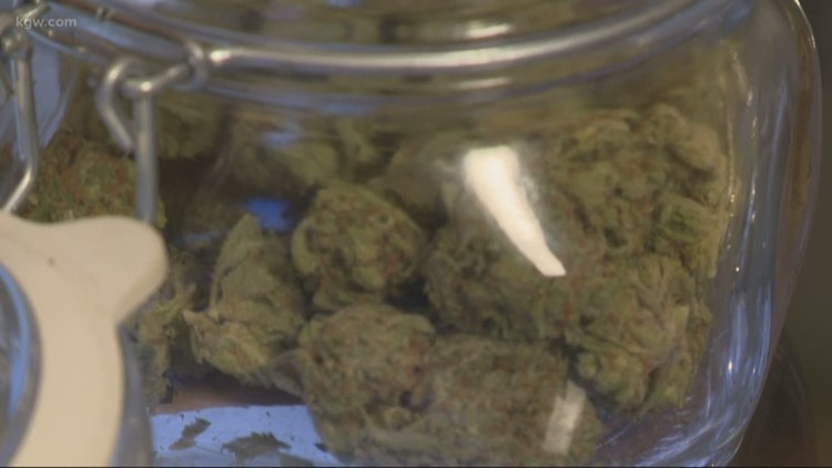 Oregon pot shops see spike in business with new curbside delivery