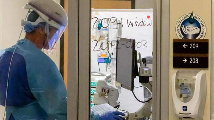 COVID hospitalizations declining in Oregon as spread of virus slows down, experts say