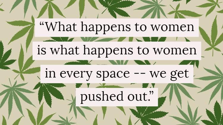 Women in the Oregon Cannabis industry