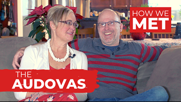 How We Met: The Audovas