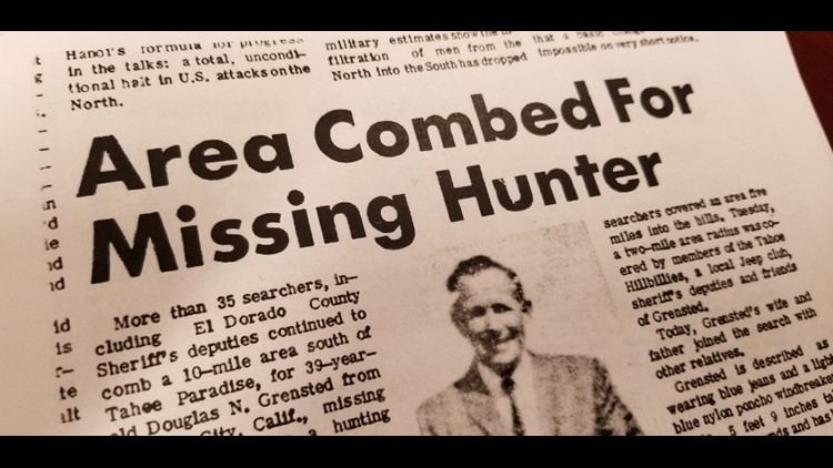 The man who died twice: Almost 50 years after a father goes missing, his family is suddenly in $100,000 of Social Security debt