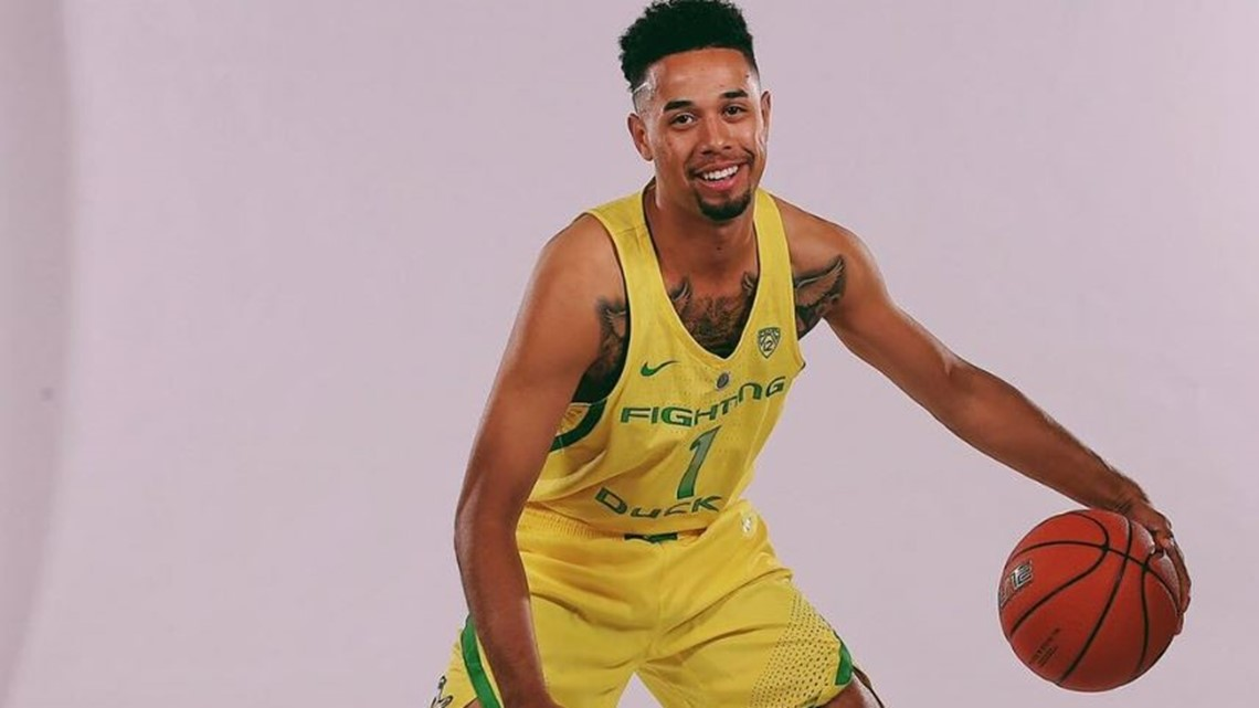 Former West Linn HS basketball star Anthony Mathis says he is transferring to Oregon