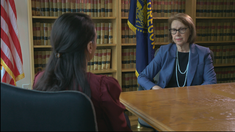 Attorney General Ellen Rosenblum