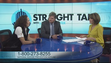 Straight Talk: Breaking the silence about suicide in Oregon