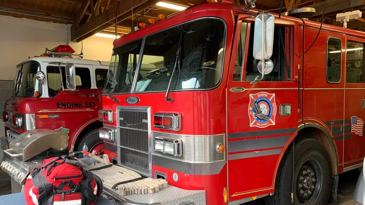 'We are hurting': Rural fire district faces challenges six months after wildfire