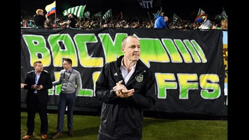 Timbers owner fined $100,000 conduct aimed at officials