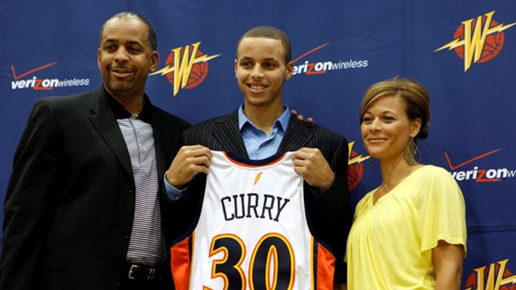 Warriors Draft Basketball