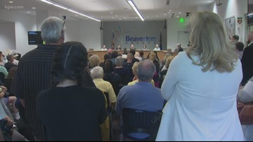 Antique mall plead to city council
