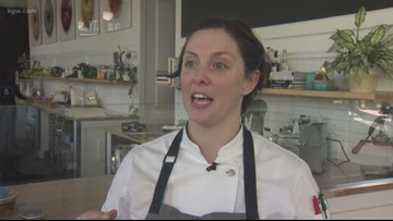 """Portland Pastry Chef describes challenge of TV show """"Chopped"""""""