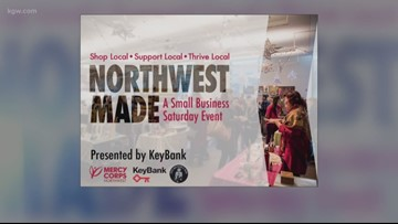 Shop at the Northwest Made Holiday Market