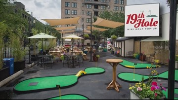 Spend your Summer at The 19th Hole