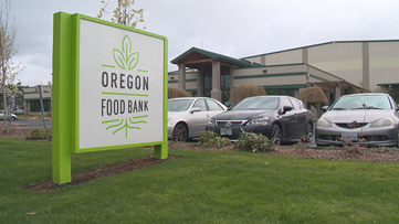 Oregon Food Bank seeing increased demand