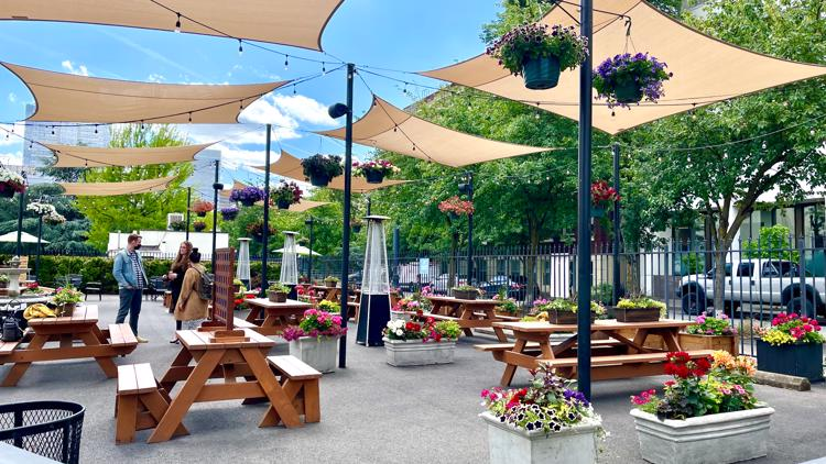 Portland's Hotel DeLuxe reopens with its mini golf and beer garden, The 19th Hole
