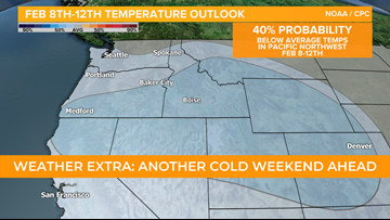 Weather Extra: More snow likely over the passes next weekend