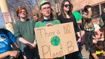 Portland students to walk out of class Friday for climate change rally