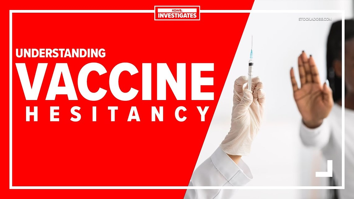 Vaccine Hesitancy: You can't answer a feeling with a fact